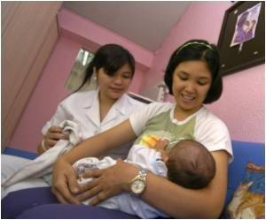Study Finds Poor Dietary Intake Among Breastfeeding Moms