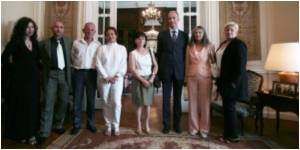 Freed Bulgarian Nurses Express Gratitude to France