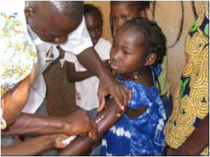 Burkina Faso on the Brink of Meningitis Epidemic