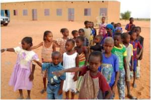 Educational Challenge for Burkina Faso Children