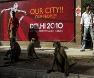Wildlife Draws Attention at Delhi Games