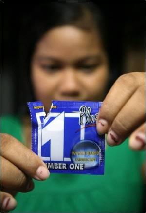 Acne Cure for Cambodian Women Comes from Condom Lubricant