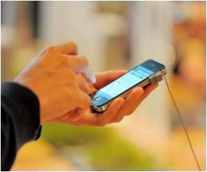 Now, Charge Smartphones by Sending Text