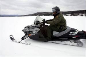 Snowmobile Deaths In Canada On Rise