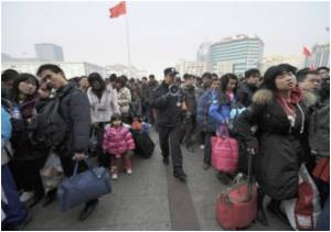 Economic Crisis Dampens China's Lunar New Year Celebrations
