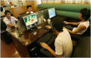 On-Line Games Regulated by Chinese Law
