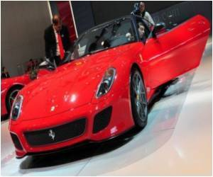 Africa: The New Hub of Luxury Cars
