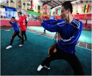 Chinese Students Pay Kung Fu Masters to Ace University Entrance Exam