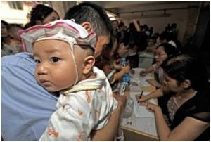 Having Babies Outside Marriage Will Now Prove Really Expensive for Chinese Couples