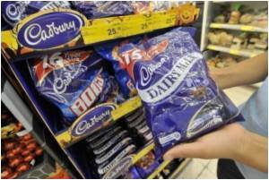 Cadbury's Fans Have to Get Used to the New Slogan on Wrappers