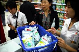 China Loses Iranian Market for Milk Products Following an Import Ban
