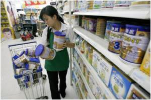 'Melamine Scare' Prompts Recall of Milk and Dairy Products from Chinese Supermarkets