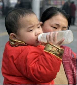 Chinese Milk Found to Have Cancer-causing Toxin