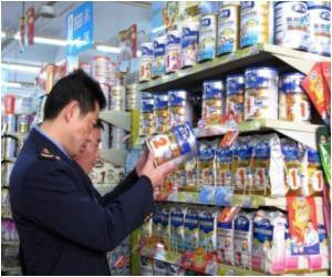 Tainted Milk Leads to Seven Arrests in China