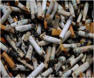 Global Study Finds Heavy Metals in Chinese Cigarettes