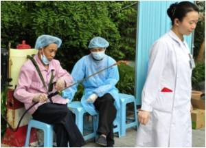 Alert System for Epidemics is Paralysed in China