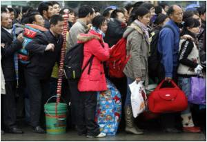 Chinese City Offers Psychological Counselling to Stranded Travellers