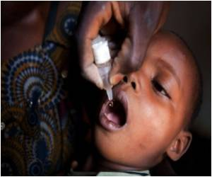 Fight Against Polio in Congo