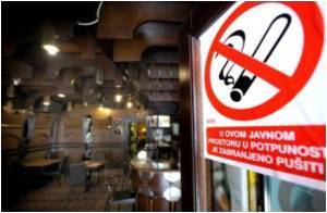 Bar Owners, Smokers Enraged Over Smoking Ban in Croatia