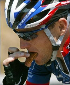 What Diet Should Cyclists Take?