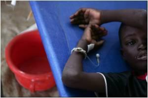 Cholera Strikes Southeast Democratic Republic of Congo