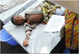 Congo's Cholera Outbreak Tough to Control