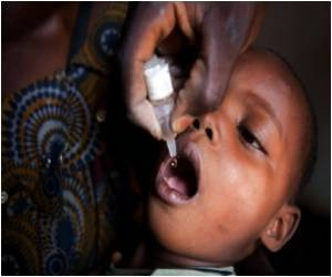 63 Cases of Polio in Democratic Republic of Congo