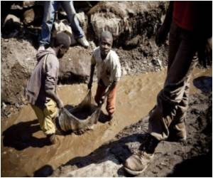 DR Congo Children Forced to Choose Mines Over Schools