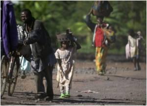 Congo Refugees Face Cholera Threat, Warns UNICEF