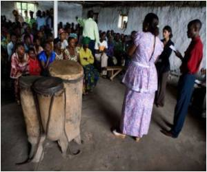 UN Staff Teaches DR Congo Women To Tackle Rape
