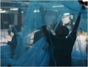 Treated Mosquito Nets Prevent Japanese Encephalitis