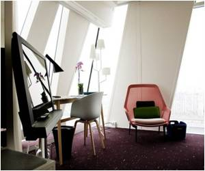 Women Have a Floor to Themselves At Copenhagen Hotel