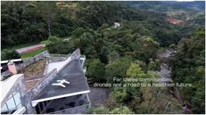 Drones Used In Madagascar To Improve Healthcare Delivery