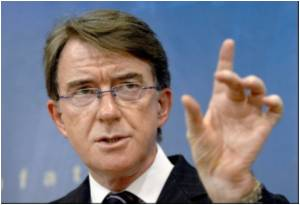 EU's  Peter Mandelson Has Cautioned Against Thailands Drug Pricing