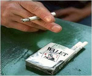 Success Rate for Quitting Smoking Increased by Fake Cigarettes