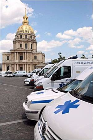 French Health System on a Downturn, British Fares Slightly Better