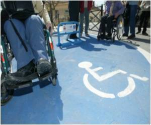 Scientists Develop All-Terrain Wheelchair For Disabled