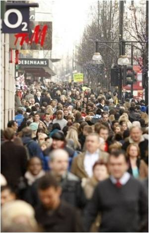 Changes in Population Growth Affect Climate Change