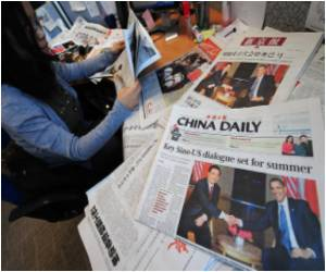 English Words Barred in All Chinese Publications
