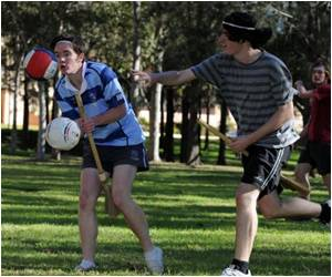 Quidditch: Aussies Can't Get Enough of It