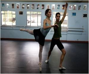 Brazil's Ballet of the Blind