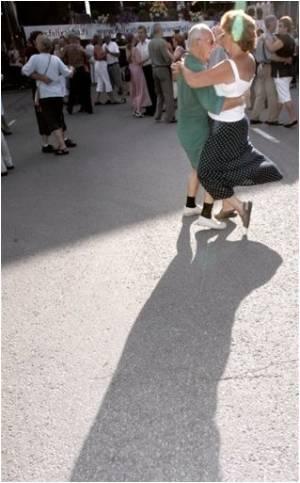 Finns Find Their Feet At Tango Street Festival