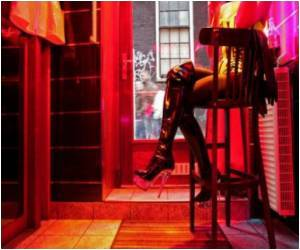 Inspiration for 1980s Artwork Were Amsterdam's Prostitutes