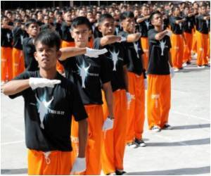 Taiwanese Jail Inmates Transformed By Dance