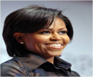 Promotion Of New Book On Healthy Eating Habits By Michelle Obama