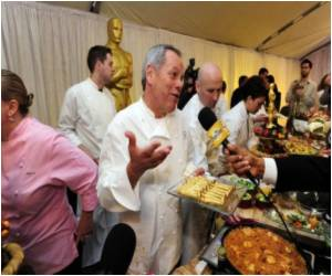 Celebrity Feast Being Cooked Up by Oscars Head Chef