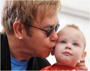 Ukraine Says 'No' To Elton John's Adoption Bid