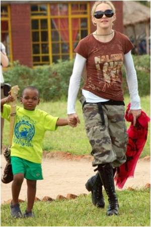 Malawians Know Madonna as an 'Adopter', Not as Pop Icon