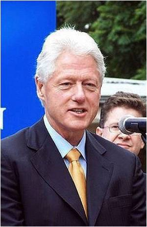 PETA's 2010 Person of the Year - Bill Clinton