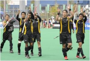 Malaysian Field Hockey Team Orders Its Smokers to Quit